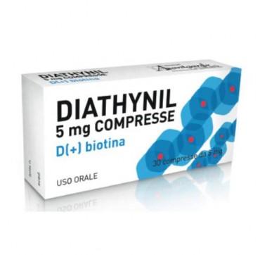 DIATHYNIL*20CPR 5MG
