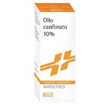 CANFORA*10% SOL OLEOSA 100G