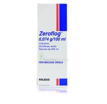 ZEROFLOG*COLLUT 1FL 200ML