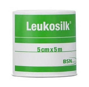 CER ROC LEUKOSILK 5X500CM