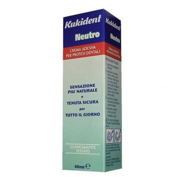 KUKIDENT CREMA NEUTRAL VP 40ML