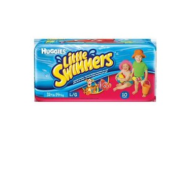HUGGIES LITTLE SWIMMERS L 10PZ