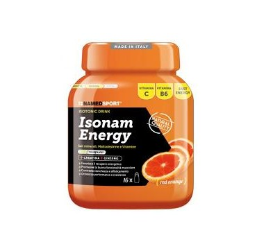 ISONAM ENERGY ORANGE 480G