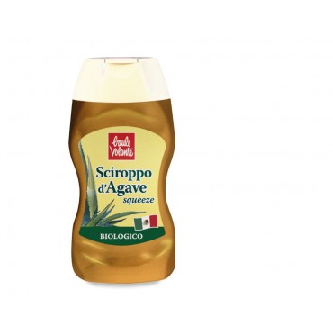 SCIROPPO D'AGAVE SQUEEZE 210ML