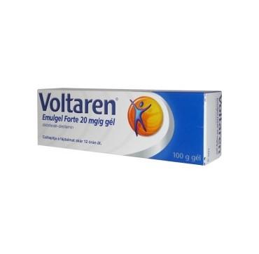 VOLTAREN EMULGEL*GEL 100G 2%