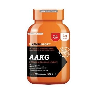 Named AAKG Arginina α-chetoglutarato120 Compresse