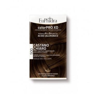 EUPHIDRA COLORPRO XD500 CASTANO CHIARO