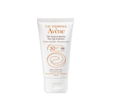 EAU THERMALE   Avène Crème minérale - Mineral cream 50+