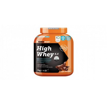 NAMED SPORT High Whey DARK CHOCOLATE 1 KG
