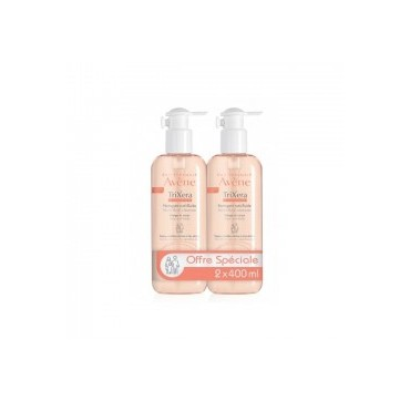 AVENE DUO TRIXERA DERGENTE GEL 400ML + 400ML