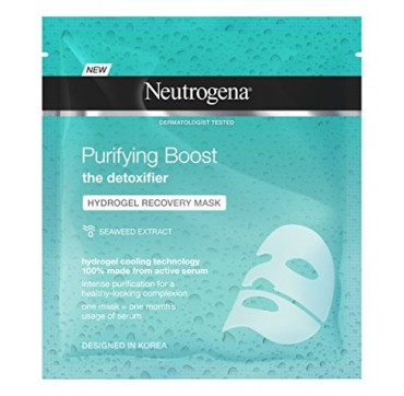 JOHNSON&JOHNSON NEUTROGENA PURIFICANTE/DETOX HYDROGEL RECOVERY MASK 30 ML