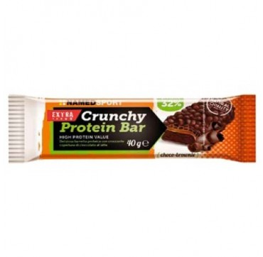 NAMED CRUNCHY PROTEINBAR CHOCOLATE