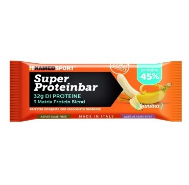 NAMED SUPERPROTEINBAR BANANA 70G