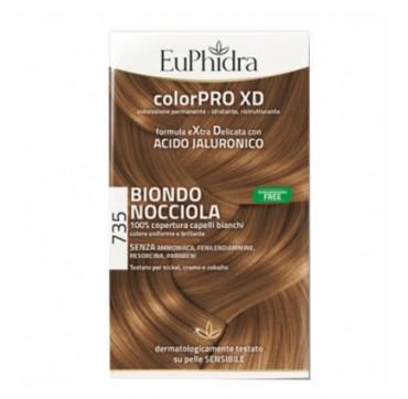 EUPHIDRA COLORPRO XD735 BIONDO NOCCIOLA