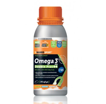 NAMED OMEGA 3 DOUBLE PLUS++ 240CPS