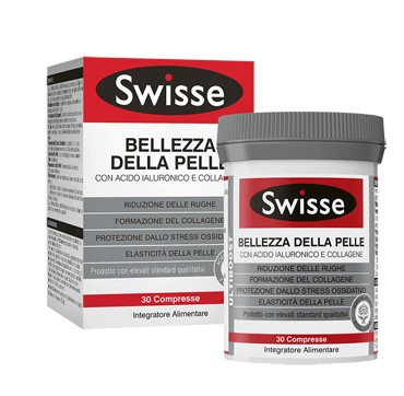 HEALTH AND HAPPINES (H&H) IT. SWISSE BELLEZZA PELLE 30CPR