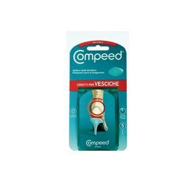 COMPEED VESCICHE INVISIBILE5PZ