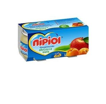 NIPIOL OMOG ALBICOCCA/MELA2X80