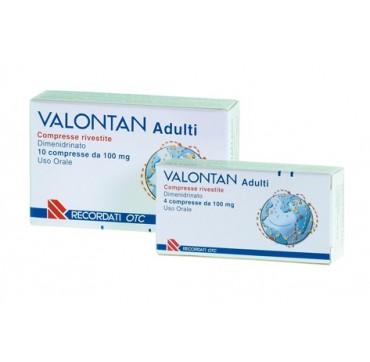 VALONTAN*4CPR RIV 100MG