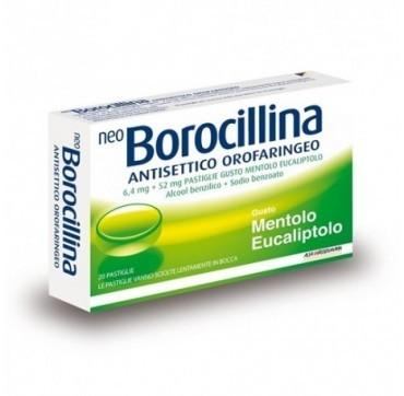 NEOBOROCILLINA ANT OR*20PAS ME