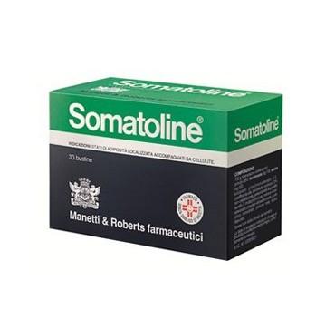 SOMATOLINE EMULSIONE 30 BUSTINE S 0,1+0,3%