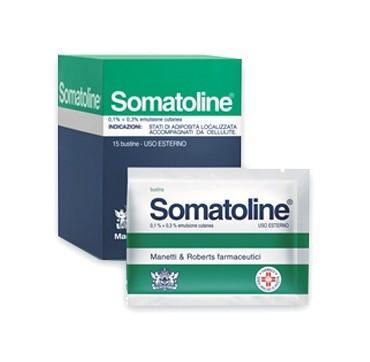 SOMATOLINE*EMULS 15BS 0,1+0,3%