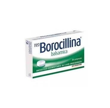 NEOBOROCILLINA BALS*20PAST