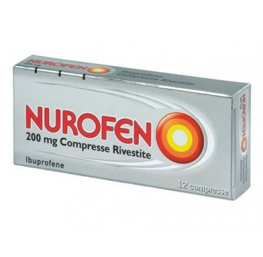 NUROFEN*12CPR RIV 200MG