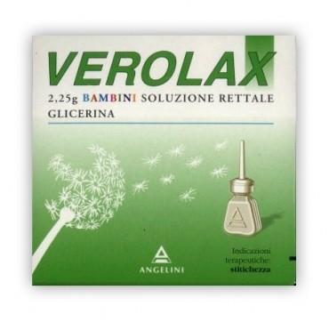 VEROLAX*BB RETT 6CLISMI 2,25G