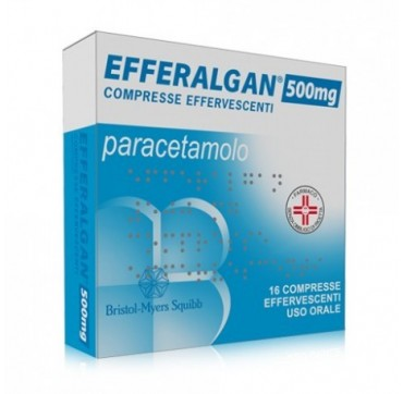 EFFERALGAN*16CPR EFF 500MG