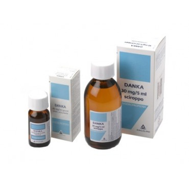 DANKA*SCIR FL 200ML 30MG/5ML