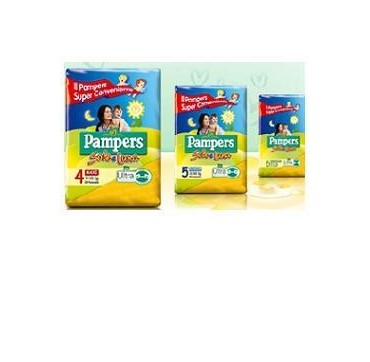 PAMPERS SOLE&LUNA JUNIOR 18PZ