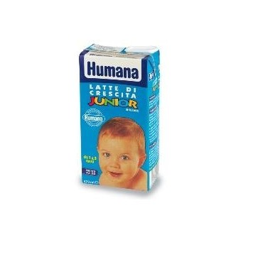 HUMANA JUNIOR DRINK SLIM 12PZ