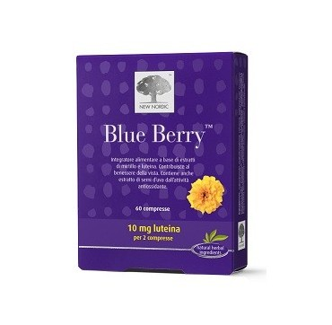 BLUE BERRY 60CPR