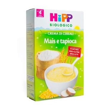 HIPP BIO CREMA MAIS/TAP ISTANT