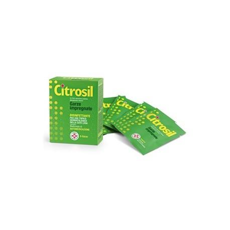 CITROSIL*8GARZE 0,175%
