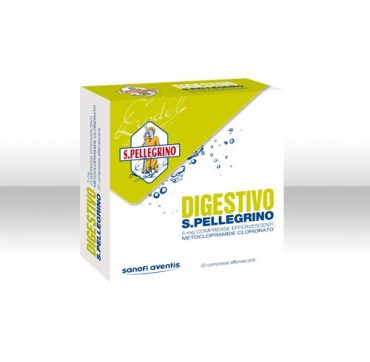 DIGESTIVO S.PELLEGRINO*20CPR