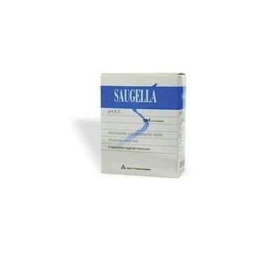 SAUGELLA GEL MONODOSE 6F 5ML